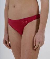 NWOT red Simone Perele Andora thongs  131700 size 4,5