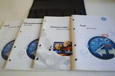 VW GOLF 4 Betriebsanleitung 2000 Bedienungsanleitung Bordmappe Handbuch  BA