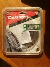 Makita SPECIALIZED Cordless Wood Cutting Saw Blade 165mm 24T 20mm