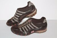 Skechers Bikers Straightaway Casual Shoes #21552 Cho/Taupe Women's US 7.5