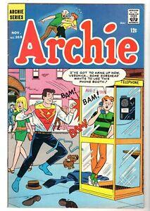 Archie Comics #168, Fine - Very Fine Condition