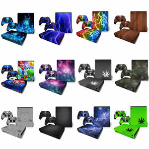 Protective skin For Xbox One X sticker console decal vinyl xbox controller skins