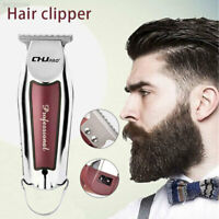 USB Charger Hair Clipper Mini Cutting Machine Beard Barber Razor For Men Style