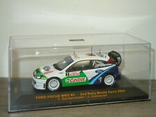 Ford Focus WRC T.Gardemeister Rally Monte Carlo 2005 - IXO 1:43 in Box *39724
