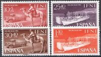 [CF6111] Ifni 1961, Serie Día del Sello: Transportes (MNH)