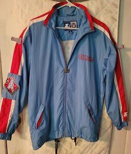 Tennessee Oilers Starter Jacket