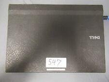 Dell Latitude 2100 Intel Atom 1.6GHz 1GB RAM 80GB HDD NO OS NO BATT Laptop #547