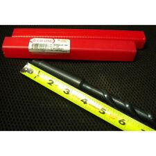 Cleveland Twist Drill C20532 1894 12 Taper Shank Drill Hss Black Oxide