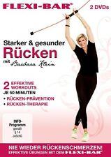 Flexi-Bar - Starker und gesunder Rücken 2x DVD-5 Barbara Klein edel motion