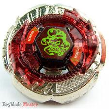 Beyblade Metal Fusion Masters Fight Rock Escolpio T125JB BB65 NEW Rare!!!