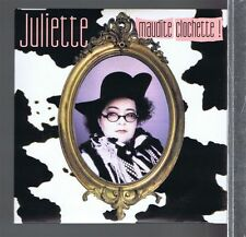 CD SINGLE PROMO 1 TITRE JULIETTE MAUDITE CLOCHETTE
