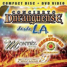 Horoscopos De Durango : Concierto Duranguense CD