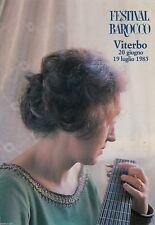 # VITERBO: FESTIVAL BAROCCO - 1985