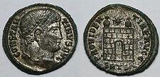 IMPERIO ROMANO.   CONSTANTINO I.  FOLLIS. AE.  SMTSA. TESALONICA.     EBC