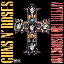 Guns N' Roses - Appetite For Destruction LP Vinile E57158 IMS-GEFFEN RECORDS