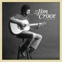 """JIM CROCE """"HAVE YOU HEARD JIM CROCE LIVE"""" CD NEW!"""