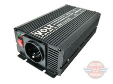 Spannungswandler Wechselrichter Reiseadapter sinus 12V-230V 600W (SIN-600-12V)