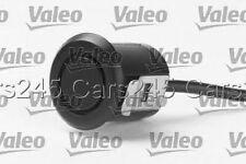 Neuf valeo park assist sensor noir mat pdc parking distance control 632005