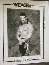 Eddie Guerrero WCW WWE Original Promo Photo 8x10 ohne Autogramm Autograph