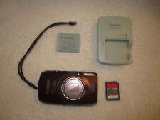 Canon PowerShot ELPH 500 HS / IXUS 310 HS 12.1MP Digital Camera - Brown
