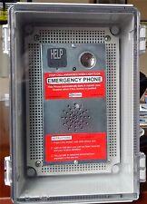 Emergency Telephone - For Outside Use waterproof Ada Emergency phone Dialink