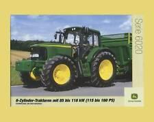 John Deere Traktoren 6520 6620 6820 6920 6920S Schlepper  Original 2003