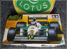 Lotus 102 B Tamiya Plastic Motorised 1:28 Kit Mint Warwick Donnelly Mini F1