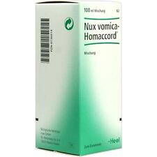 NUX VOMICA HOMACCORD 100 ml PZN736014