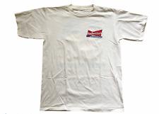New listing Vintage 1995 Budweiser Single Stitch T-Shirt Mens - Size L - New Hampshire