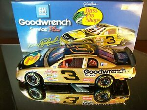 Dale Earnhardt #3 GM Goodwrench Bass Pro Shops 1998 Chevrolet Monte Carlo RCCA
