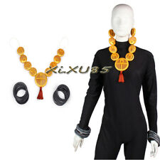 NEW ARRIVAL Muhammad Avdol Cosplay eardrop bracelet Accessories Halloween