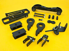 """Forged Full Lift Kit   Front 1-3"""" Rear 2.5""""   GMC Chevy K1500 K2500 88-99 4WD"""