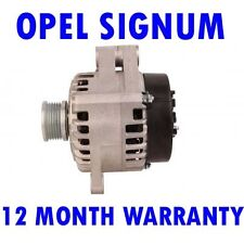 Opel vauxhall signum 1.9 cdti 2004 2005 2006 2007 2008 - 2015 alternator