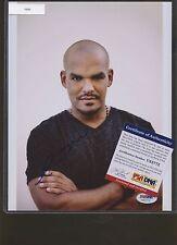 AMAURY NOLASCO Signed 8x10 Photo PSA/DNA COA Autograph AUTO