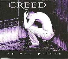 Scott Stapp CREED My Own Prison ACOUSTIC & LIVE TRX CD single SEALED USA Seller