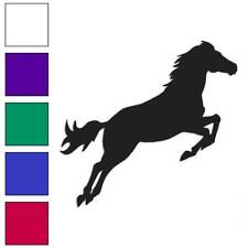 Horse Stallion Mare Gallop Decal Sticker Choose Color + Size #1350