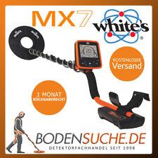 Whites MX7 Metalldetektor -> Neuware vom Fachhändler
