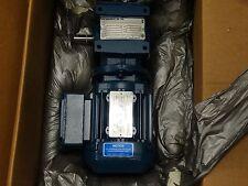 Sew-Eurodrive DRS71S4 Gearmotor .5HP 1700RPM 8.00 Ratio 230/460V 1.84/.92A (New)