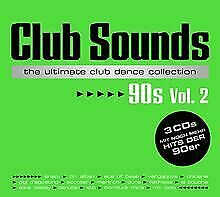 Club Sounds 90s,Vol.2 von Various   CD   Zustand gut