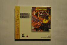 Monkey Island 3 PC COMPLETAMENTE ITALIANO, INCELLOFANATO. Curse of Monkey Island