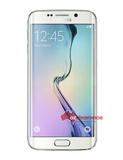 USED D | Samsung Galaxy S6 Edge | 32GB | White | Cracked screen