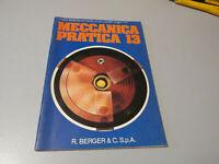 Revista Mecánica Pratica Publicación Tecniche Nuove N° 13-1980