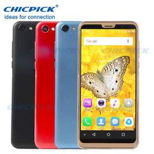 """5.5"""" Android 8.0 Smartphone da Dual 3G SIM GPS Telefono Cellulare Sbloccato WIFI"""