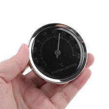 58mm Car Mini Thermometer Mechanical Analog Temperature Gauge with Paste Sticker