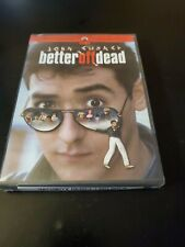 Better Off Dead (Dvd, 2002) Widescreen Collection New Free Shipping (Bx3)