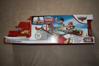 Disney Pixar Cars Transforming Super Track Mack Playset BRAND NEW Toy Sale! NEW!