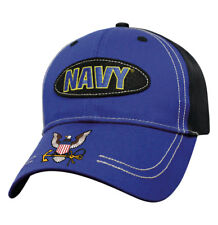 19dac7f7 Navy Embroidered Cap Baseball Hat United States Navy 2nd Line Edition USA  SHIP