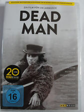 Dead Man - Johnny Depp, Robert Mitchum, Iggy Pop, John Hurt, A. Molina, Jarmusch
