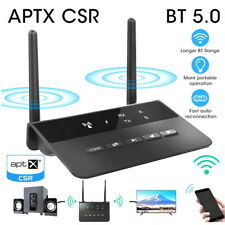 More details for bluetooth 5.0 adapter receiver hifi audio transmitter stereo aptx hd low latency