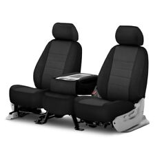 For Dodge Ram 3500 95-01 Seat Cover 39-2 CHARC Oe Series 1st Row Black &